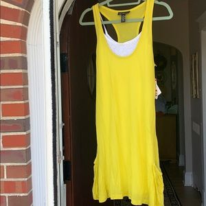 NWT INC Bathing Suit Cover Up ☀️